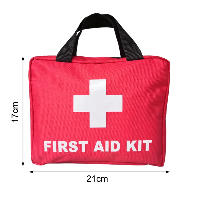 Personal Hiking Camping First Aid Kit