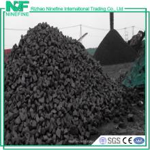 El tipo de coque metalúrgico de la ceniza baja de Nosafine de Whosale cogió el coque para la industria del bastidor
