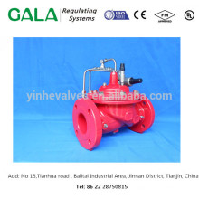 Professional high quality metal hot sales GALA 1350 hydraulically operated Pressure Sustaining/Relief Valve