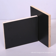 Black High Quality Film Faced Plywood for Concrete Shuttering