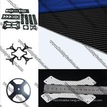 Custom CNC Carbon Glass Sheet