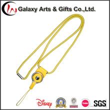 Cordón desprendible al por mayor de la correa del cuello para el tenedor de la tarjeta de identificación del teléfono móvil MP3 MP4