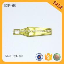 MZP68 Enjoliveur d'or logo logo estampage tire-bouchon pour sac à main / vêtement