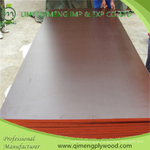Hardwood Core Construction Grade Brown Black 18mm Film Faced Plywood