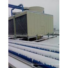 Cicertifizierter rechteckiger Kühlturm Jnt-600 (S) / D