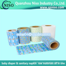2016 Raw Material to Make Diapers as Nonwoven Side Tape with Hook