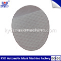Nuevo tipo Cosmetic Half Round Cotton Pads Machines