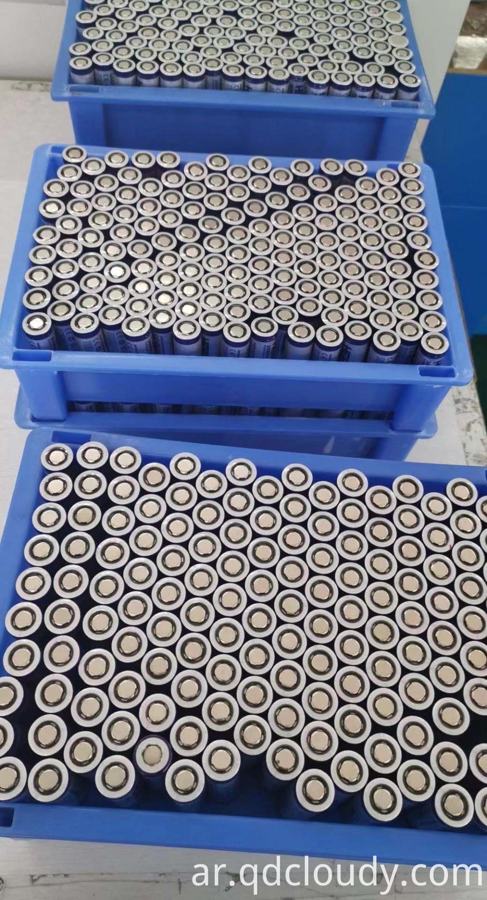 Lithium Ion Battery Cell