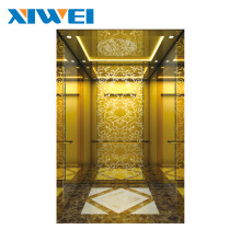 Low price small Villa glass house 630kg elevator lifts for more than 6 people