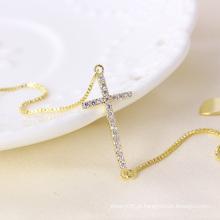 Jóias de moda Xuping pulseira de ouro 14k (71239)