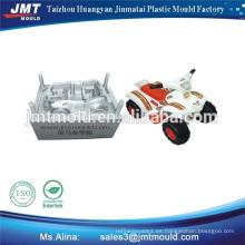 moldes de inyección de plástico juguetes para el molde de inyección de productos de plástico del carro de bebé