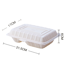 The disposable food packaging bowl for sale/Disposable Corn Starch Food Container