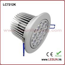 12W neues Design LED Schmuck Schaufenster Deckenleuchte (LC7212K)