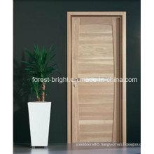 Art Deco Teak Veneer Design Style Doors