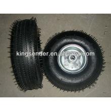 350-4 rubber wheel