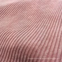 Polyester Nylon Blend Gewebe 8 Wale Corduroy Gewebe