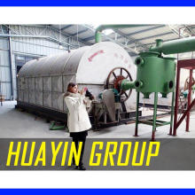 Continuous Mode Biodiesel Refinery Machinery Using Oil Burners