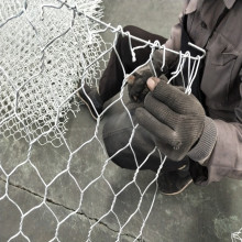 Welded Wire Mesh Roll Garden Gabion