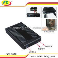 "Super Speed USB3.0 3.5 ""SATA HDD recinto"