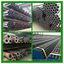steel pipe thick wall pipe hot rolled steel pipe big od round