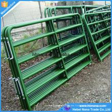 Cerca de la granja de ganado / Panel de valla de caballo / Cerca de ganado Panel Patio de cordero de caballo Patio de corral Puerta de patio