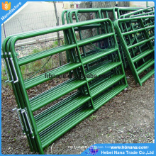 4foot*12foot cattle corral panel/horse corral panel/used livestock panel(Factory)