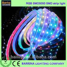 Hohe Spannung CE RoHS 60LED MULCOLOUR LED Band Licht für ourdoor