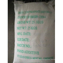 food grade DCP dicalcium phosphate dihydrate manufacturer