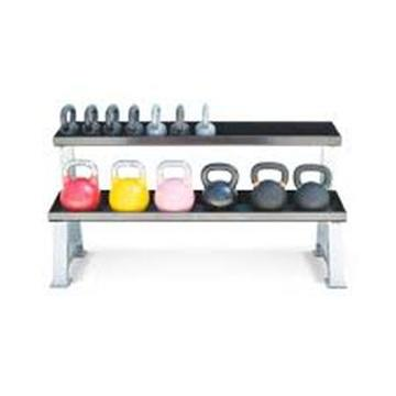 Ganas Haute Qualité Gym Kettle Bell Rack