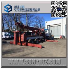 50 Tonnen Heavy Duty Schiebe-Rotator Road Wrecker Oberkörper