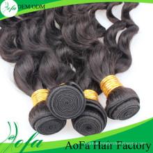 Cheap 100% Peruvian Virgin Hair Remy Human Hair Extension