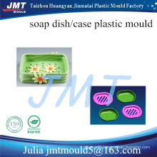 soap dish plastic injection mold with p20 steel