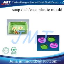 fabricante de herramientas de molde de plástico plato de jabón