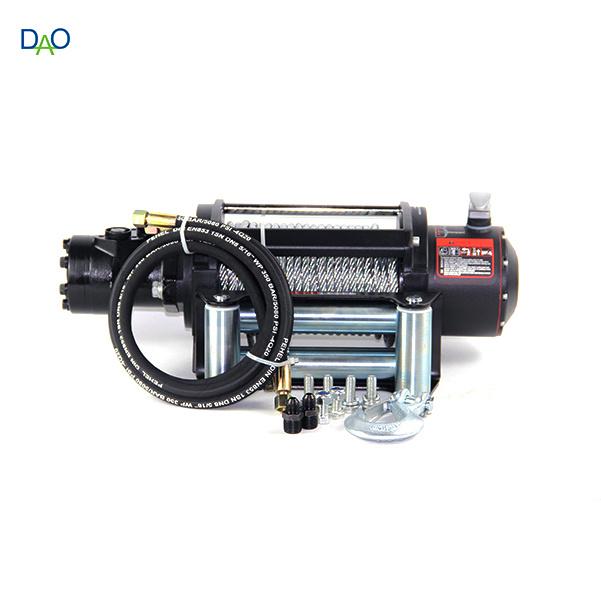 hydraulic winch attachment