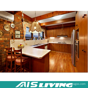 2016 Latest Version Kitchen Cabinets Furniture (AIS-K736)