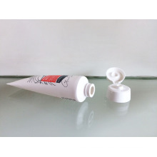Snapped-on Oriented Flip Top Cap with PE Tube for Cosmetic Container