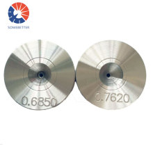 China Professional suppliers best seller tungsten carbide wire drawing dies