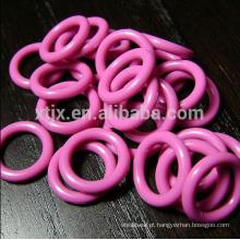 Auto anel-O de borracha do silicone das peças sobresselentes de Xingtai, NBR O Ring