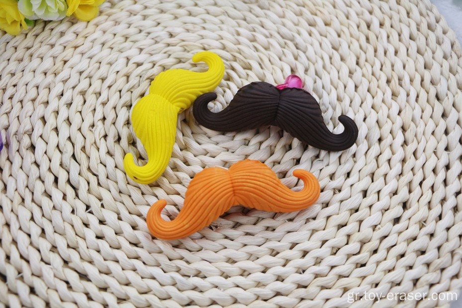 Moustache Eraser ,Beard Stationery products