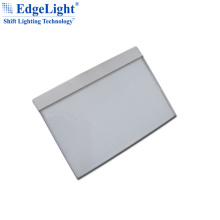 Edgelight approved led panel for lighting(Reflective film+led Diffuser plate+pmma lgp)