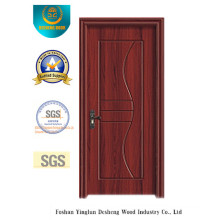 Water Proof Simple Style MDF Door for Interior (xcl-837)
