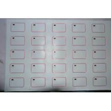 Embout RFID Em4200 de format A4 3X8