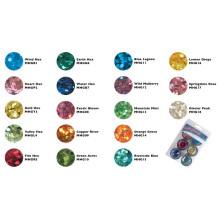 Kartenverpackung Fine Craft Glitter