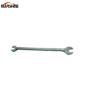 Zeshoekige of vierkante kop Double Ended Wrench