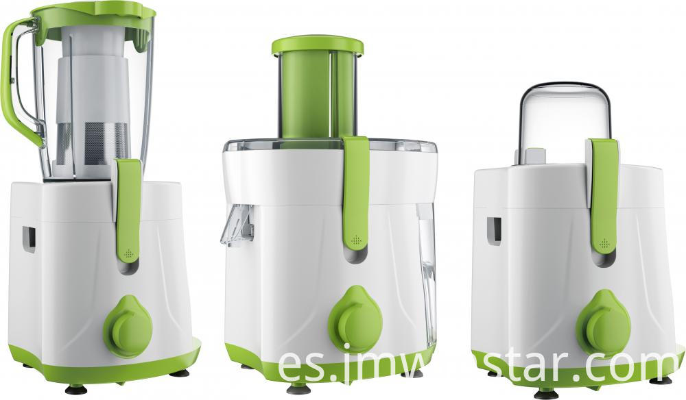 Powerful Juicer with Big Capacity