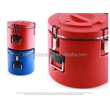 52QT Stainless steel heat insulation rice barrel rice container
