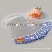 gravure печатая пластичную рыболовный крючок мешок с застежкой-молнией&европодвес/верхняя рыболовный крючок мешок