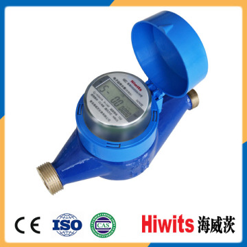 15mm-20mm Intelligent Multi Jet Digital Water Meter