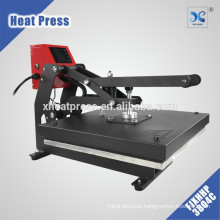 Digital Sublimation Printing For Long Sleeve T Shirt Heat Press Machine