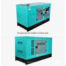 Generador del motor diesel de 120kw Weifang 150kVA con el toldo silencioso